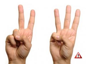 Deux doigts ça va,trois doigts bonjour les dégâts ! dans Nouvelles Doigts1-300x225